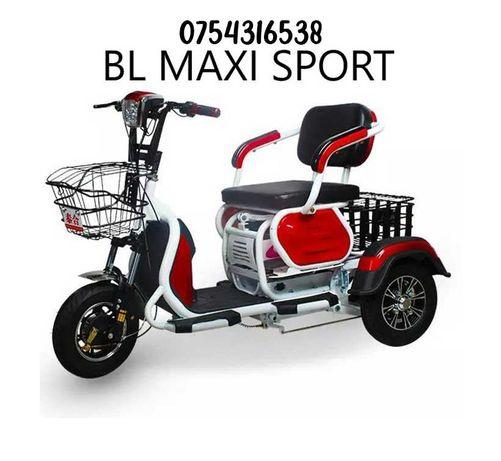 Tricicleta electrica varstnici / dizabilitati / BL MAXI SPORT