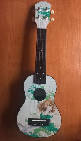 Укулел гавайская, сопрано