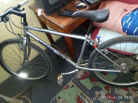 Колело велосипед
