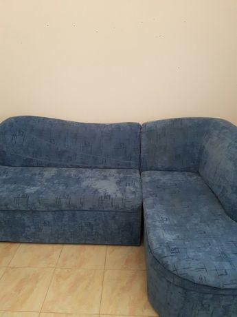 Ъглов диван 190 - 70 - h 77 см.