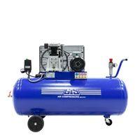 Compresor aer GIS 200 litri - 380v - 500 l/min (cod: AF023)