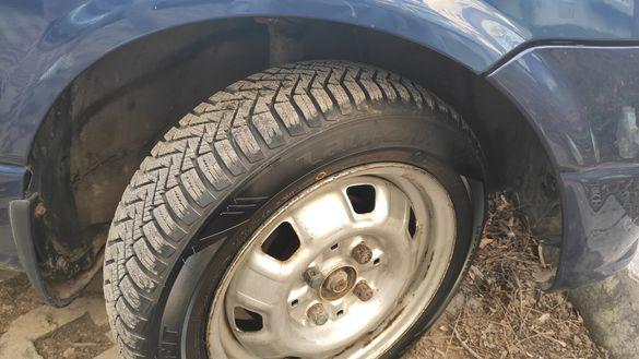 155 65 13 зимни гуми с джантите