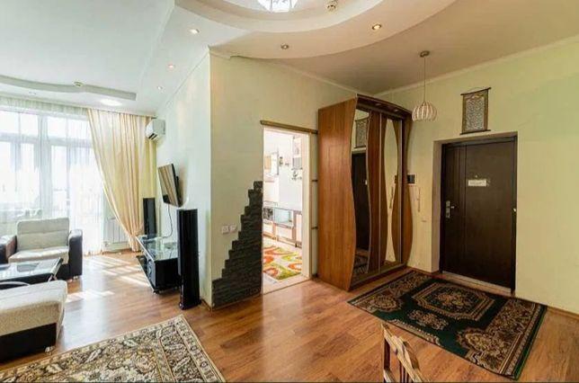 Супер 3-х комнатная с видом на Байтерек