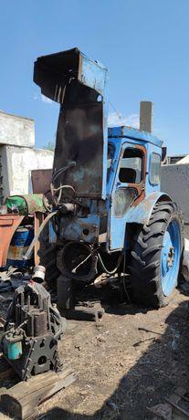 Продам трактор Т40 на запчасти