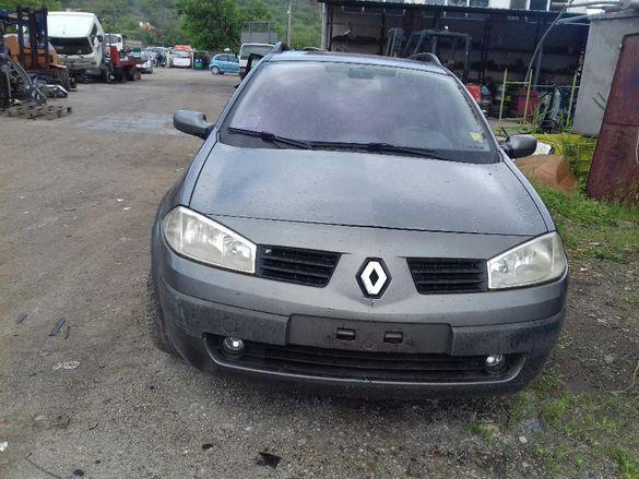Renault Megane-1.9 дизел/03г/120к.с-на части