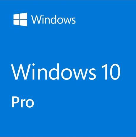 Первым делом я даю ключ Windows 10 pro home