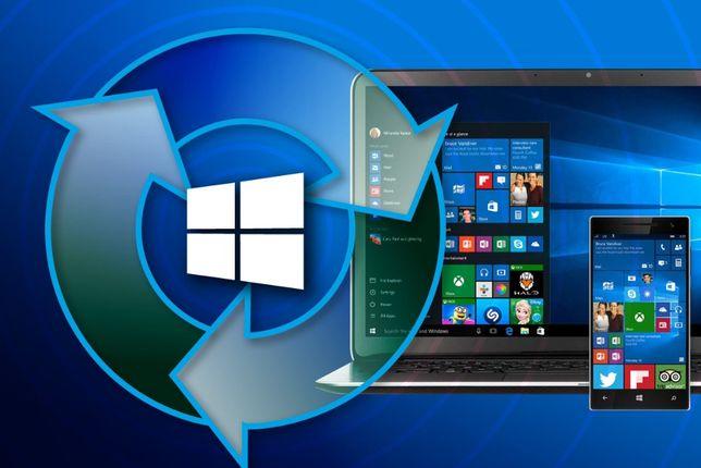 Instalam Windows la domiciliu/ service IT/ reparatii electronice