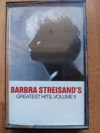 Caseta audio- Barbra Streisand- Greatest Hits