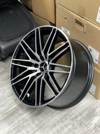 """Джанти за Мерцедес Mercedes Amg 19"""" 5X112 W211 W212 W221 W218 W222 CL"""