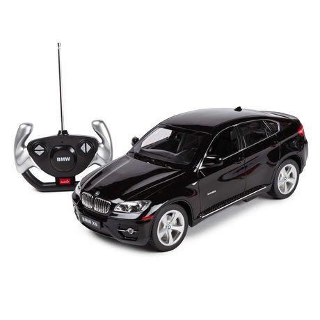 Машинка радиоуправляемая Rastar BMW X6. Машинки на пульте управления.