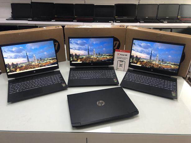 Мощные Игровые Ноутбуки HP - Ryzen 7 4800H/16ГБ/1256ГБ/1650Ti