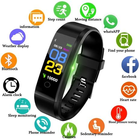 Smart watch Android IOS ceas inteligent