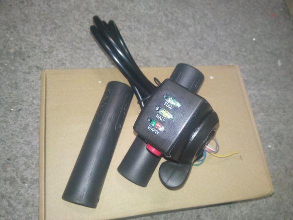 Електрически палец или пасур за газ 24 , 36 , 48, 60 V