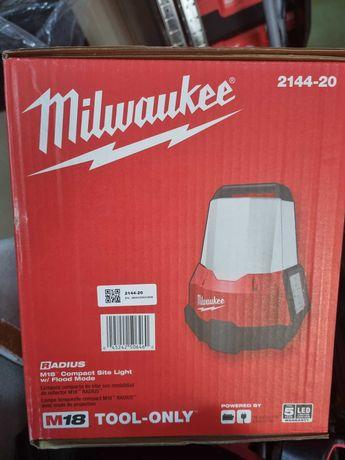 Milwaukee 2144-20 18V lanterna 360 grade 2500 lumeni
