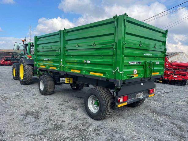 Remorca agricola / Remorca pentru cereale 14 tone cu 2 axe