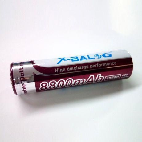 Акумулаторна батерия 18650 4.2 V 9,6 Wh, 8800mAh, X-Balog