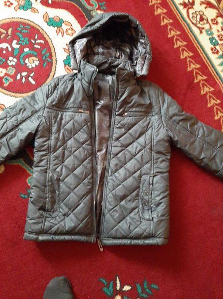 Куртка мужская двухсторонная