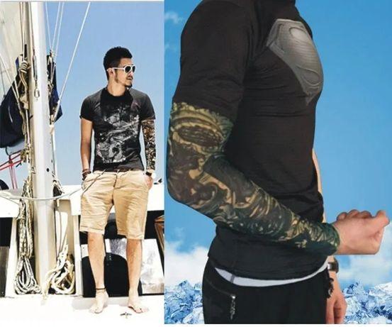 Super Tatuaj textil 2020 mobil se poate asorta cu orice imbracaminte!