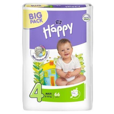 Scutece Ieftine Happy Big Pack