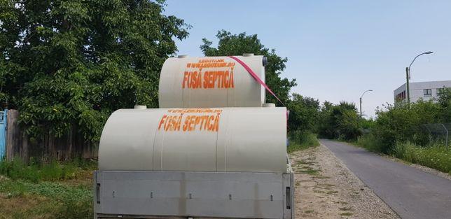 Vand fosa septica ecologica 2000 L