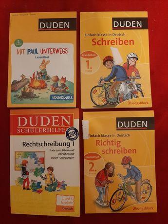 Vand carti in limba germană, pt elevi si nu numai Duden noi.
