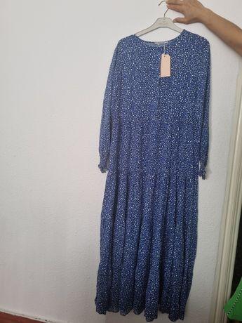 Продам срочно новое платье штапель из АОЭ Дубаи