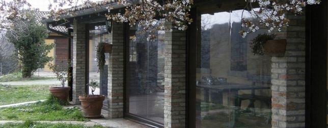 Folie transparenta terase,foisoare,restaurante