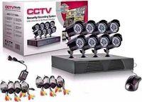 Пълен пакет SONY 4 или 8 камери + Dvr CCTV Комплект за видеонаблюдение