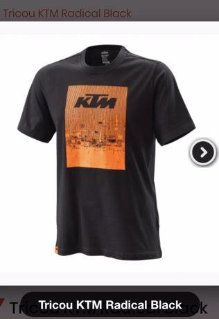 Vand tricou casual KTM
