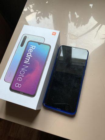 Продам телефон Xiaomi Redmi Note 8 64гб