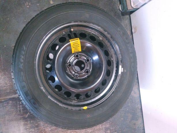 Новое колесо с диском