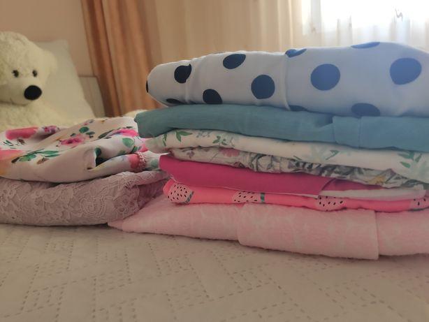Lot rochițe vara 6-8 ani