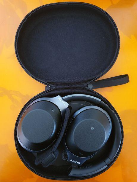 Sony casti WH-1000X M2 Wireless cu Noise Cancelling