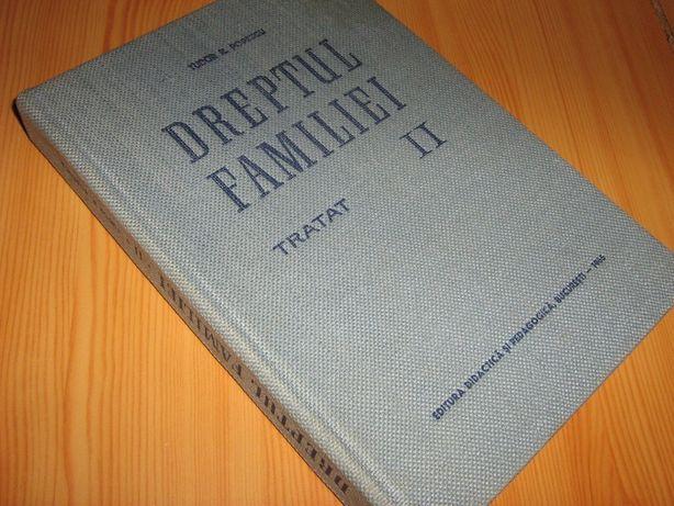 Dreptul familiei - tratat