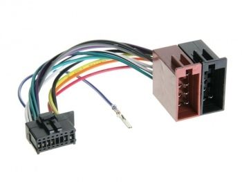 Adaptor mufa radio CD auto de la Euro-ISO la aparate Pioneer 16 pini