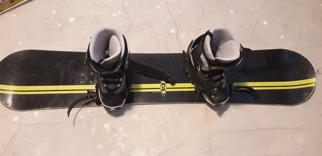 Placă zăpadă, boots mar. 38-39.