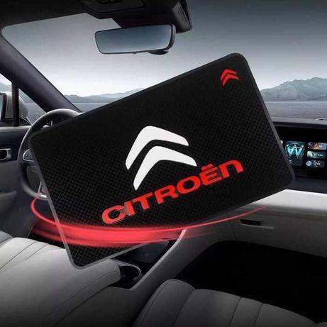 Pad Bord Auto Logo Citroen Picasso C2 C3 C4 C5 C6 C8 Xsara Covorase