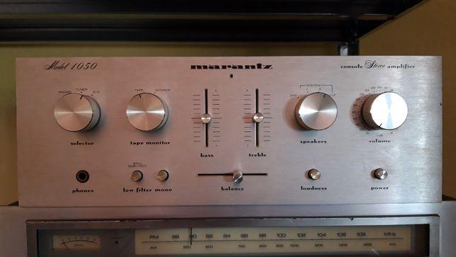 amplificator marantz 1050 madei in japan 2x50w