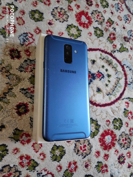 Samsung galaxy A6+32G Ram 3 4G LTE 3500 mah Battery доставка есть