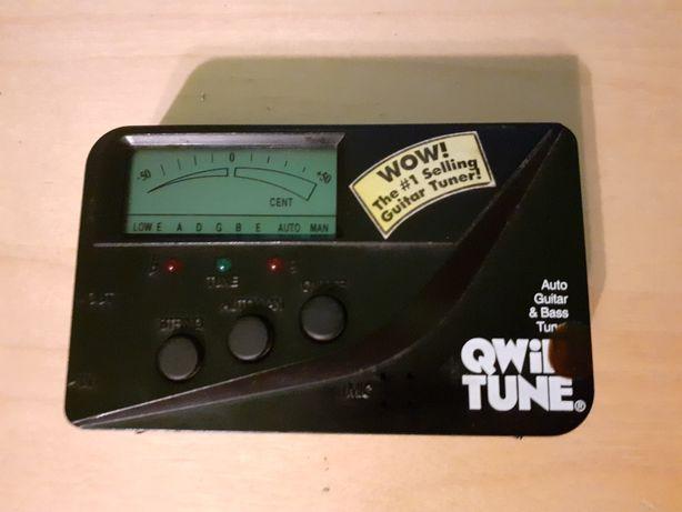 Auto Guitar &Bass Tuner