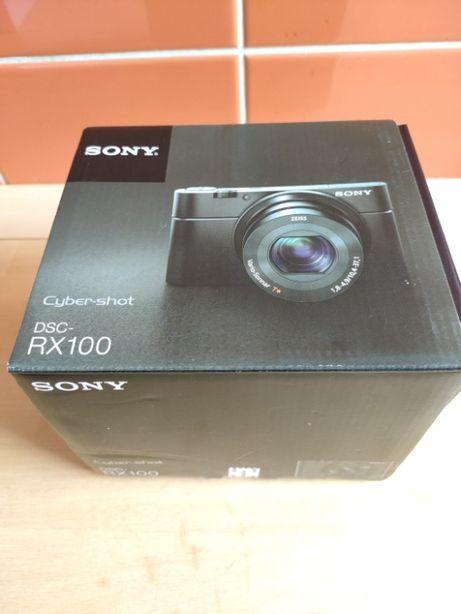 Camera Sony DSC-RX100 NOU / Sigilat