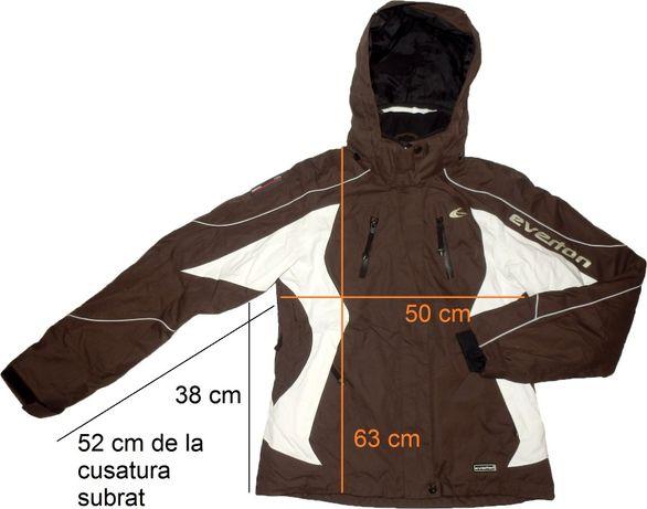 Geaca ski schi EVERTON calitativa, chip avalansa (dama M) cod-446908