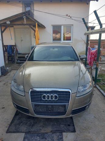 Dezmembrez Audi A6 motor 3.0 diesel