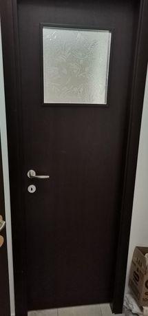 Ușa interior mahon baie, bucatarie
