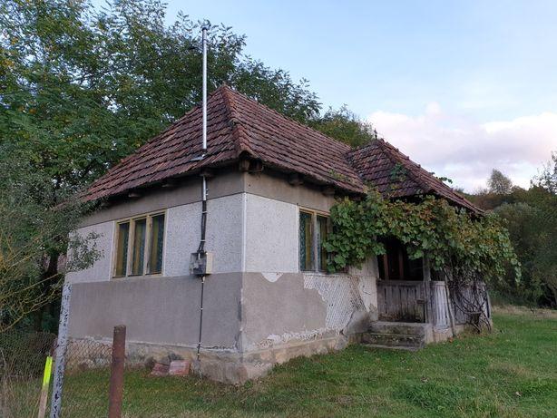 Casă în satul Deleni, Mures