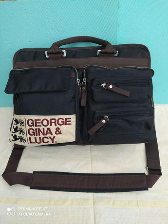 George Gina & Lucy чанта за лаптоп