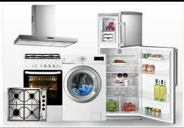 Reparatii frigidere,masinii de spalat,aer conditionat