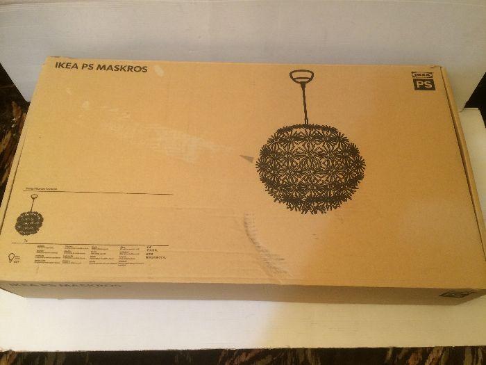 Lampa de tavan IKEA PS MASKROS-nou!! Miercurea-Ciuc - imagine 1