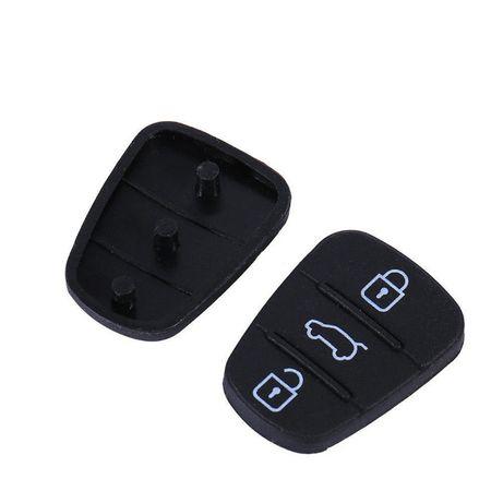 Гумички бутончета за ключ Hyundai хюндай киа kia