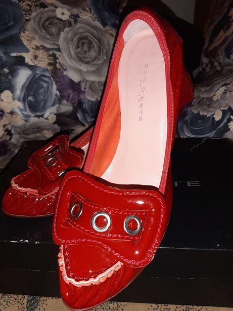 Новые туфельки  Gaia D'este